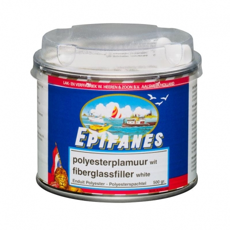 Epifanes Polyester Plamuur Wit