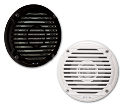 Jensen Speaker Slimline wit ø 150mm 30W waterproof