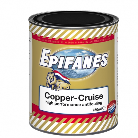 Epifanes Copper-Cruise Zwart