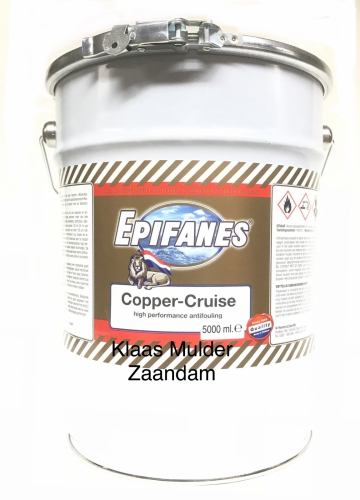 Epifanes Copper-Cruise Roodbruin