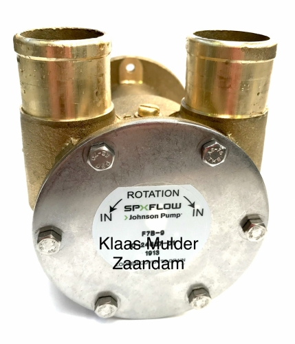 Koelwaterpomp F7B-9 66-10-24637-01