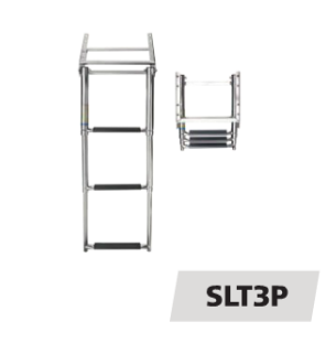 Ladder telescopic SLT3P